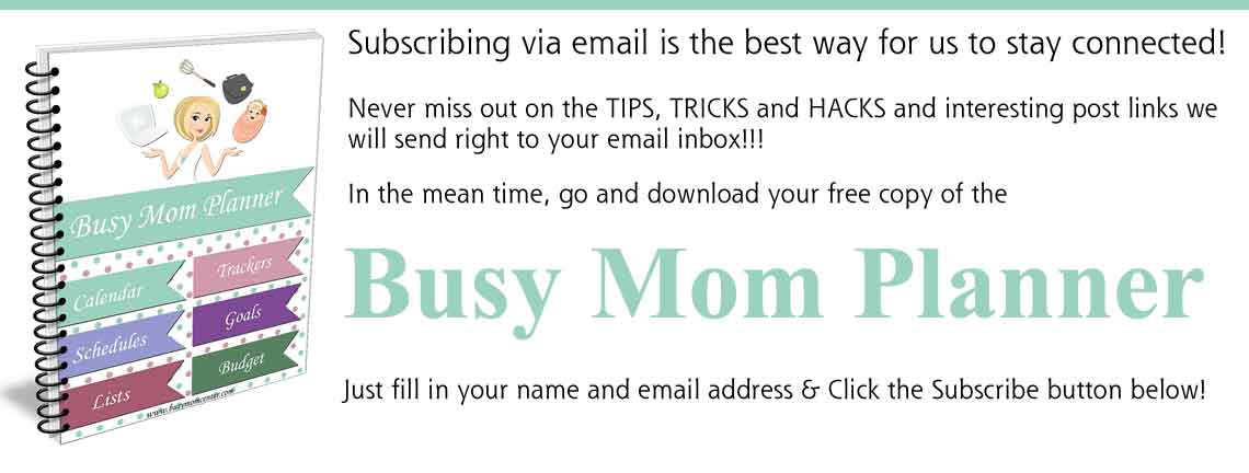 Busy Mom Center Subxscribe