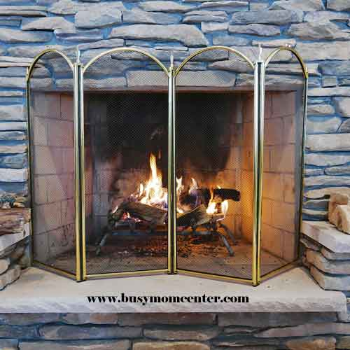 babyproofing Your Home Fireplace