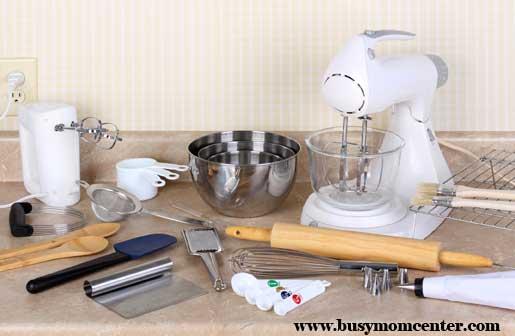 Organized Kitchen Baking