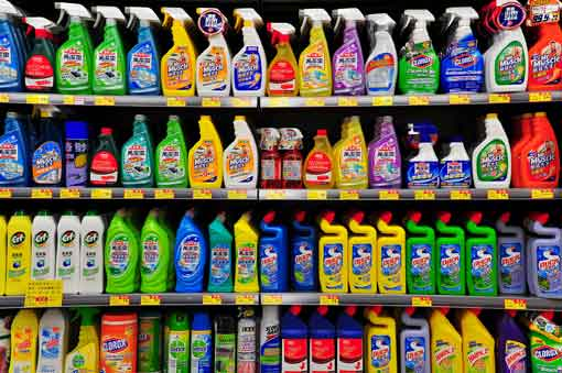 Traditional Cleaning Products