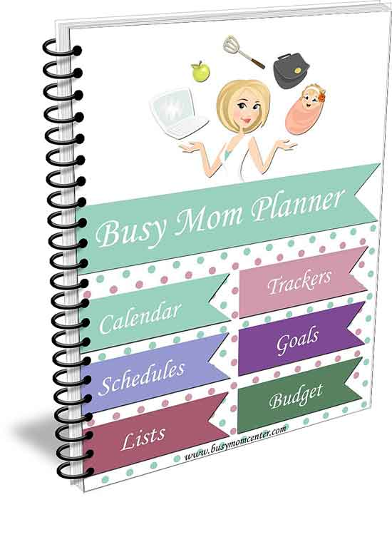 Busy Mom Center Subscribe Gift