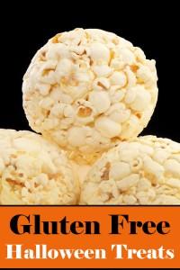 Halloween Treats Gluten Free