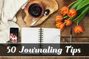 50 Journaling Tips
