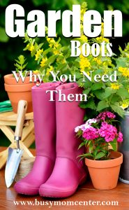 Garden Boots – Why You Need Them