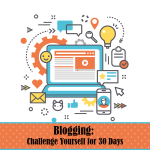 Blogging Challenge and Quick Content Idea