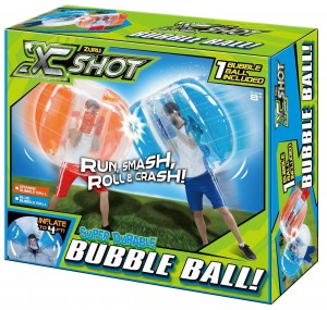 Bubble Ball For Christmas Toy Review